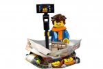 LEGO® Minifigures 71019 - The LEGO® Ninjago® Movie™ - Jay Walker